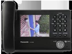 Camera Pop on the panasonic kx-nt400