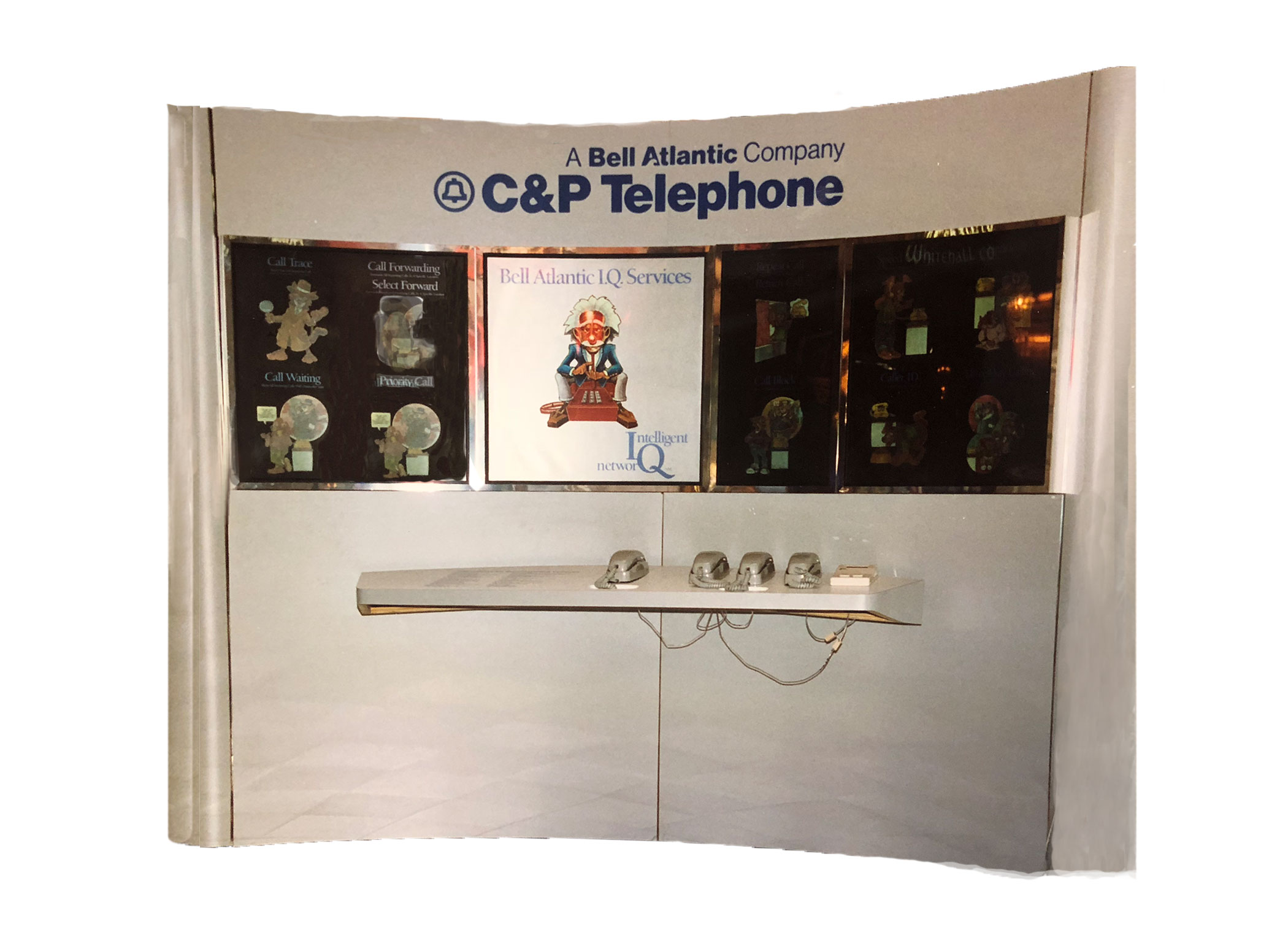 Infotel's early years engineering phone systems for Verizon