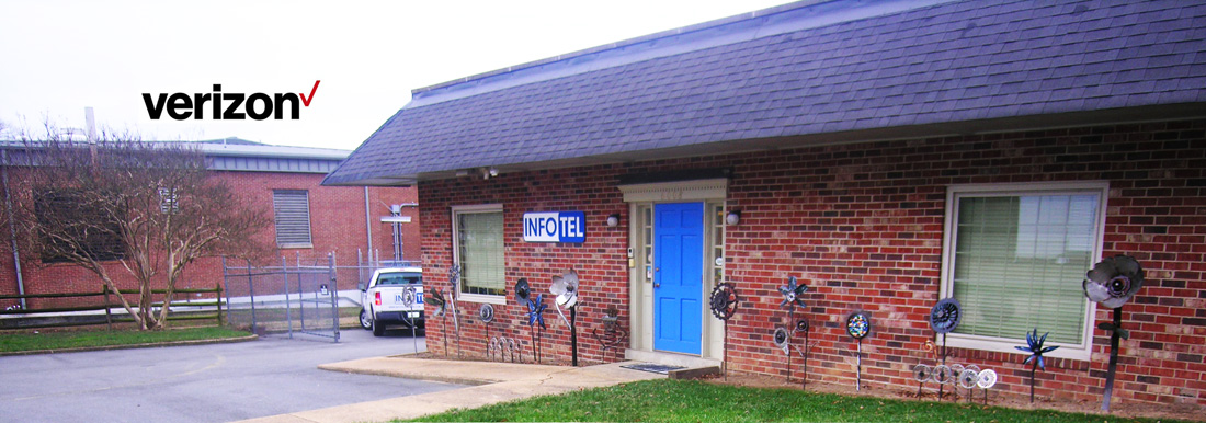 Infotel Systems Richmond Locations