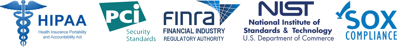 hippa-pci-finra-sox-nist-voip-security