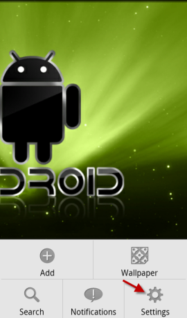 android-show-dialdpad